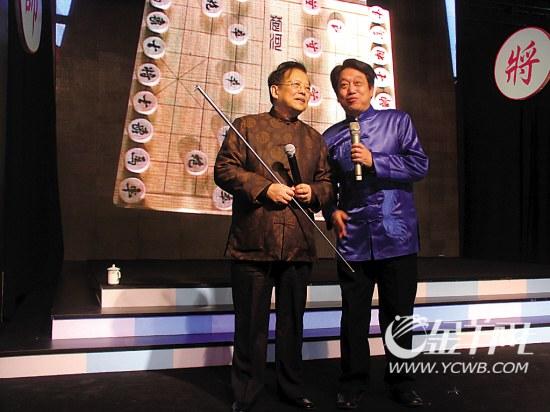 象棋年终总决赛尝试新思路 胡荣华计划现场评棋